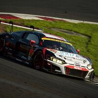 【SUPER GT 第5戦】jouzがスポンサーを務めるAudi Team Hitotsuyamaは13位!