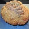 こねない、簡単!!1日冷蔵庫で放置の低温熟成発酵のトマトパン
