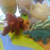 【ハッピーセット恐竜】ジュラシック・ワールド後半戦!トリケラ・ステゴ・ブラキオをゲットしコンプリート!【識別有】