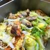 にしんと白菜の蒸し焼き