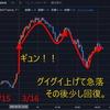 【いい波】一晩で1万円稼ぐ - トライオートETF【来てます】