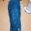 定番の3シーズン登山用寝袋「モンベル ダウンハガー800 #3」を買った