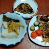 幸運な病のレシピ( 2480 )夜:豚バラ炙り、ふろふき大根