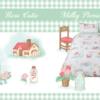 「Rose Cutie」新作はミルクティ♡キャンディ♡子牛のピクニック