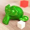 【Blender】周辺ボケ光量ノードを開発したんだよ