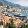 モナコへはニースから、ホテルは高いので4泊位が限界だけど…