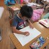 1年生:書写 漢字も練習開始