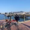 呉から広島までを自転車で走る