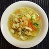 海鮮野菜シャンタンメン