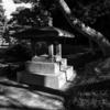 小石川後楽園の石灯籠