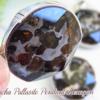「パラサイト セリコ隕石 ペンダントトップ 両面ヘキサゴン」30mm