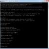 Visual Studio の IDE は使わずにコマンドプロンプトでコンパイルする