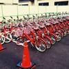 【メルチャリ】東京都国立で試用運転開始