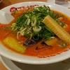 太陽のトマト麺 なんば御堂筋グランドビル支店 味噌トマを食べた