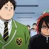火ノ丸相撲 第1話 雑感 上条さんが主役のALLOUTっぽいホモアニメでブラクロから逃げるな的な枠かな。