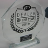防音デッドニングの素材、Drアルテックスの2019年ディーラーオブザイヤーを受賞しました。