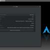 arch linux cinnamon デスクトップ環境