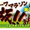 えびの京町温泉マラソンレポ(・ω・)ノ