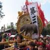 【行った】滋賀県近江八幡の左義長まつりの見どころ、駐車場情報なども