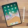 2018年の新型iPad、Face ID搭載ホームボタン廃止で狭額縁 新しいApple Pencilも