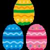 【行事】ゆで卵・生卵でイースターエッグを作ってみよう!