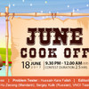 June Cook-Off 2017