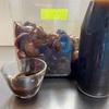 B級枇杷で枇杷酢・枇杷黒酢(発酵のみ、砂糖類不使用)