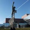 豊田市(4)豊田市民文化会館周辺 彫刻放浪:豊田市と岐阜市(4)