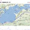 Fleche Hiroshima 2019 「俺たち、大海峡またぎ~ズ」<第3区間:鳴門~琴平~西条~今治~しまなみ海道/246km・1287m>