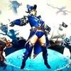 【MHXX】青の女海賊装備(剣士)【見た目装備】