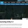 Unity 4.1 がリリースされました