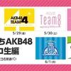 【生放送決定】ニコニコ生放送「まいにちAKB48ニコ生編」