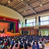あなたの小学校に一流ミュージシャン&ダンサー大集合!
