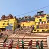 バンコクから聖地バラナシへ週末旅行【インド最初のごはん、そして朝の散歩編】