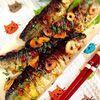 秋刀魚のアーリオオーリオ・ペペロンチーノ【低糖質】