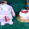 【苺のミニホールケーキ】ローソン 12月26日(木)新発売、コンビニ スイーツ 食べてみた!【感想】
