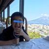 【鹿児島市の城山ホテルで結婚10年(錫婚式)のお祝いをしました】d( ̄  ̄)