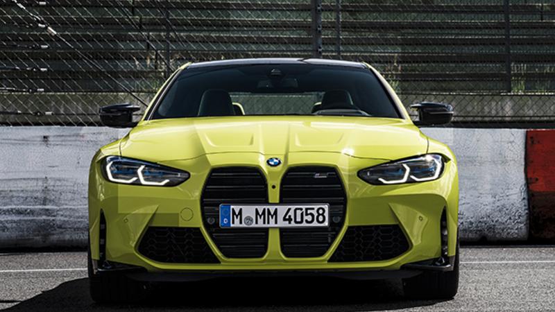 速さと快適の両立をきわめる BMW「M4クーペ コンペティション」の完成度