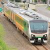岩手県梅雨の4連休の旅 (7・終)JR山田線とさんりくトレイン宮古