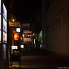 単焦点レンズ、EF40mm F2.8 STMで夜の鎌倉を撮影する