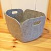 フェルトなのに丈夫な北欧収納 MUUTO restore basket