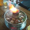 暑いバンコクで熱いモツ鍋を食べよう!