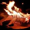 DOD「ビートルくん」レビュー|焚き火をよりワイルドに演出するディスク型の焚き火台