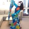 アオザイを着てフォトスタジオで変身写真を撮る方法 in Vietnam