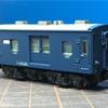 今更のBトレ 客車列車の走行性能向上(と言いながらマニ50の整備)