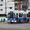 鹿児島市営バス 357号車〔カゴシマ シティビュー〕