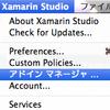 Xamarin+MvvmCrossでアプリ開発をはじめる準備 2014年3月版