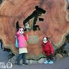 【TDR】母の回想:2017年3月旅行記最終日:交代乗りでの キャストさんの粋な計らい!!~東京Disney resort子育て~思春期ほんわか編 ( *´艸`)!! ~2017年6月旅行記【36】