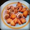 米粉クッキー(オイル無添加)