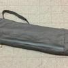 C&Sカラーリネンでヨガマット用バッグを作りました♪